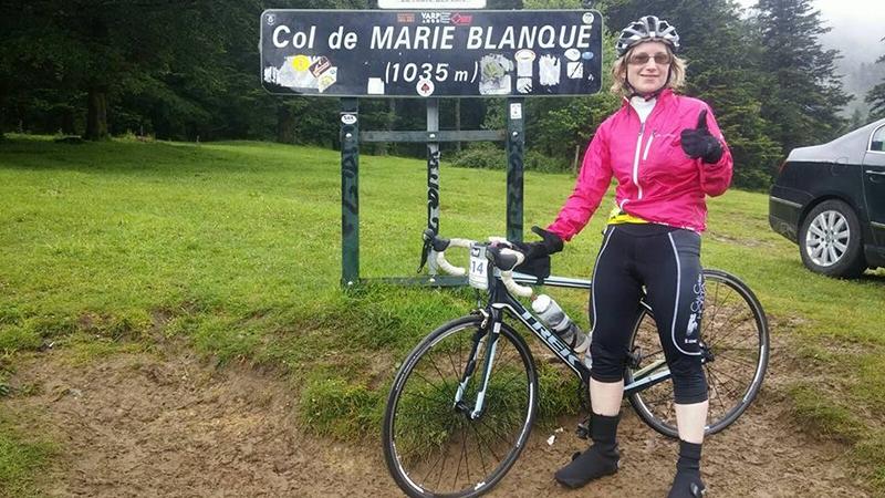 Mireia cima Marie Blanque