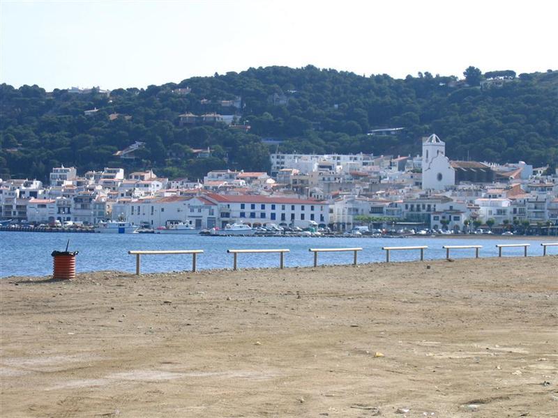Playa de El Port de la Selva