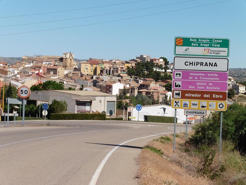 Chiprana.