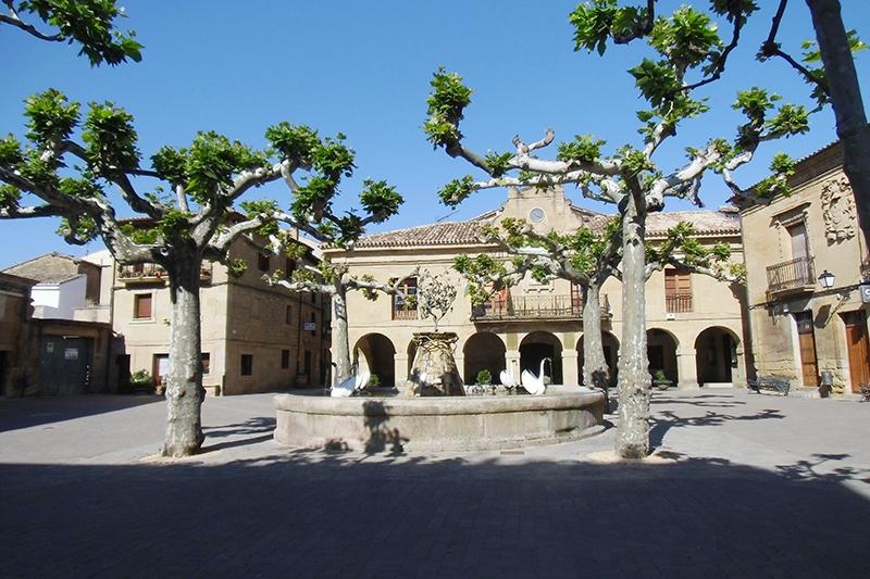 San Vicente de la Sonsierra.