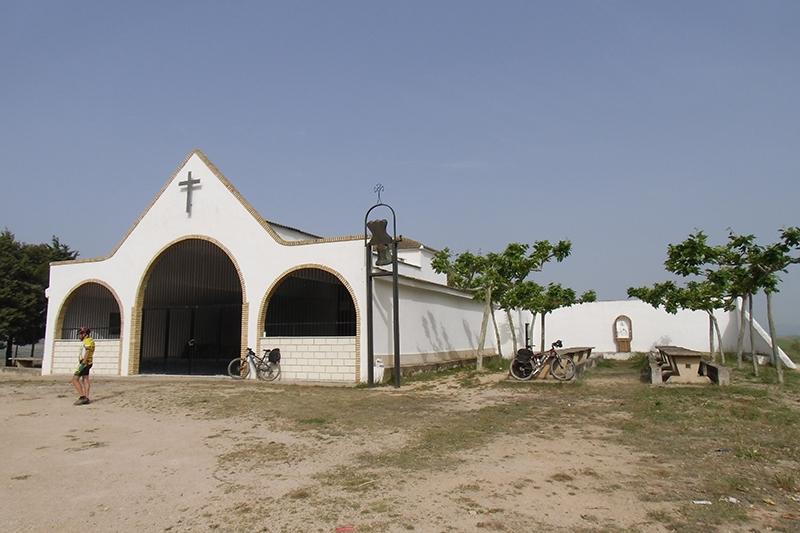 Ermita de la Santa Cruz.