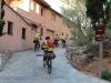 "10ª etapa Miravet - Riumar "" Salida de Miravet."""