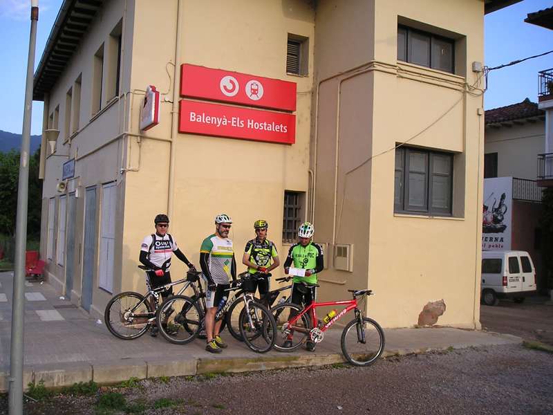3ª etapa-Balenya-Els Hostalets