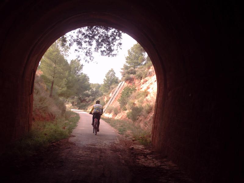 Salida de un tunel