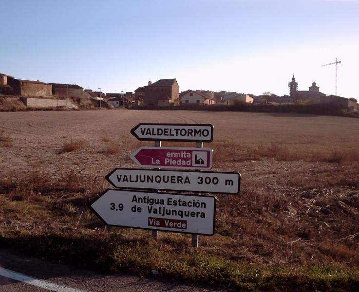Valjunquera