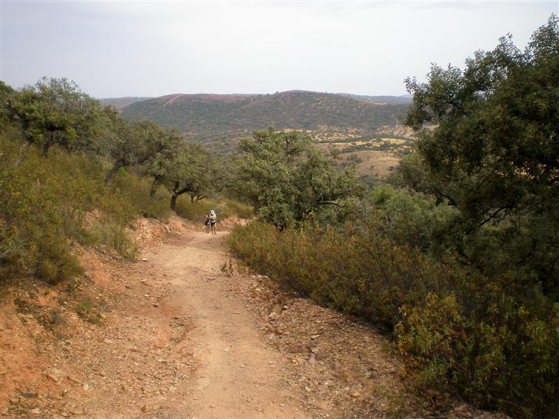 Subida Cerro del Calvario