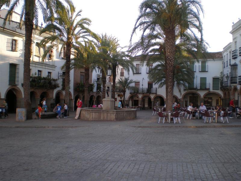 Zafra plaza Grande