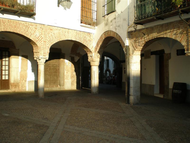 Zafra plaza Chica