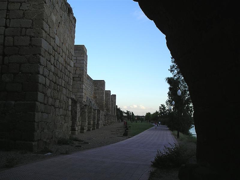 Murallas de la Alcazaba