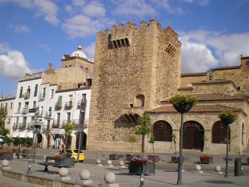 Cáceres-Torre de Bujaco