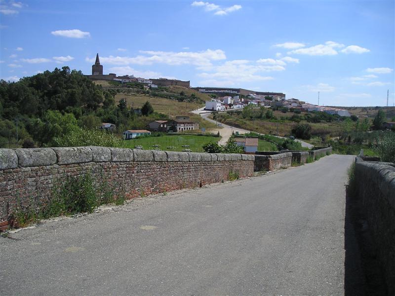 Salida de Galisteo