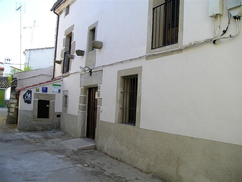 Albergue Oliva de Plasencia