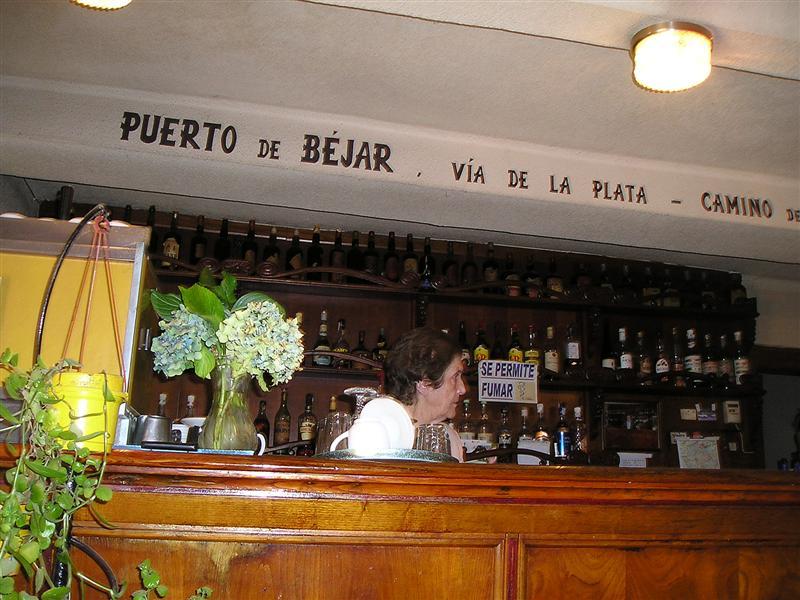 Bar Pto. de Béjar