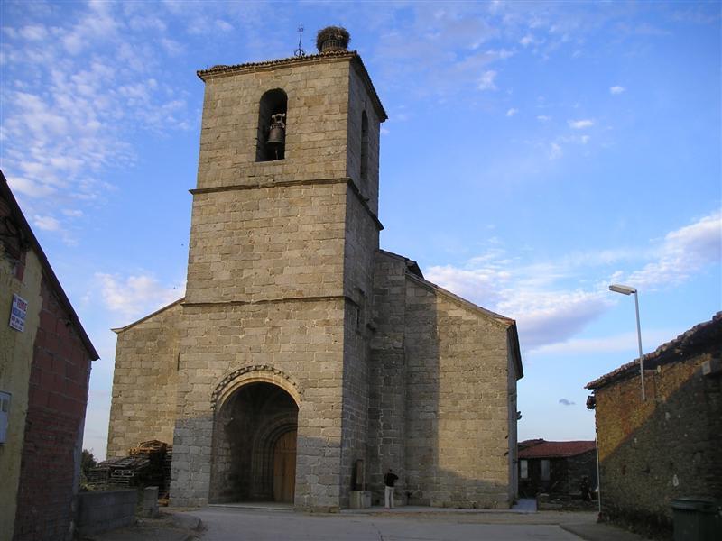 Iglesia Sta.Mª la Blanca