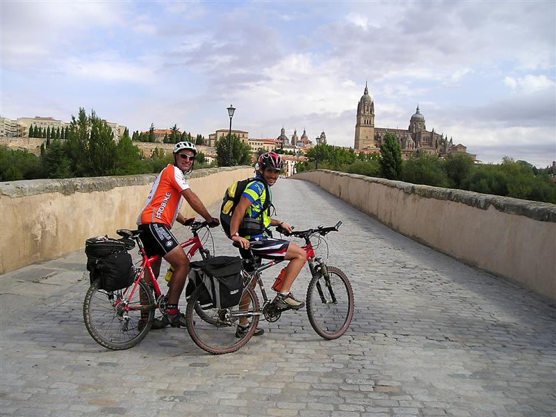 Entrada a Salamanca