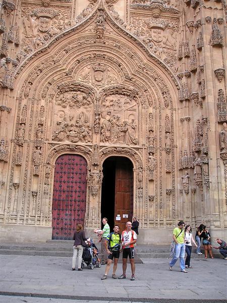 Entrada Catedral