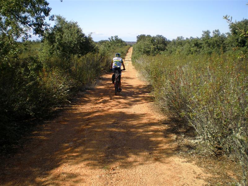 Camino a Santa Croya