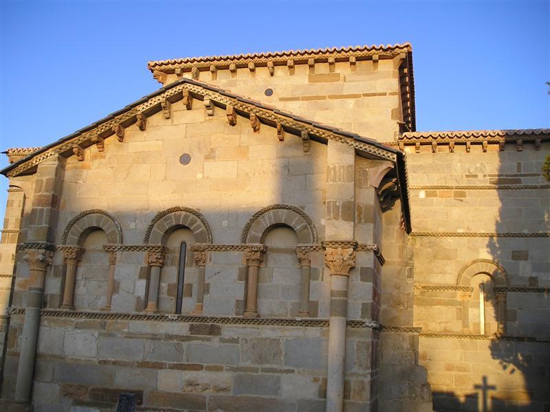 Iglesia Sta. Maria de Tera