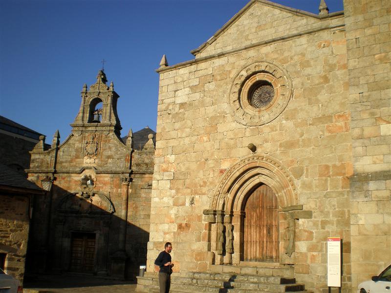 Iglesia y ermita de S. Cayetano